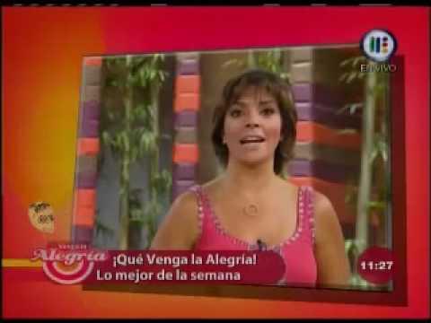 Venga la Alegria, Anita Alvarado Escote