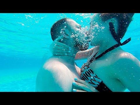 Наше лето 2016 ❤ Аквапарк - Nastya Lim Vlog
