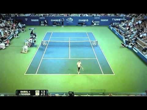 Federer impossible unbelievable