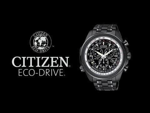 Citizen Eco-Drive Perpetual Calendar Chronograph Model No. BL5405-59E Men's Watch Review
