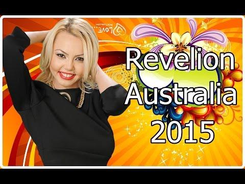 DENISA LIVE – REVELION AUSTRALIA 2015