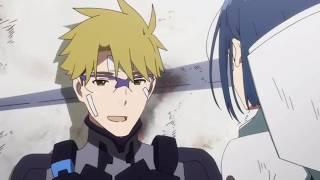 Goro's Confession to Ichigo: DARLING in the FRANXX Episode 9 (ENG DUB)