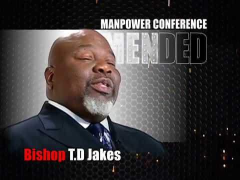 Bishop T.D. Jakes – Manpower Conference 2010 – Part 7