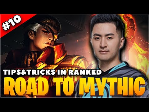 Strive for Global No.1 in Mythic | Road to Mythic | Mobile Legends