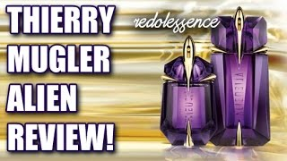 Alien by Thierry Mugler Fragrance / Perfume Review