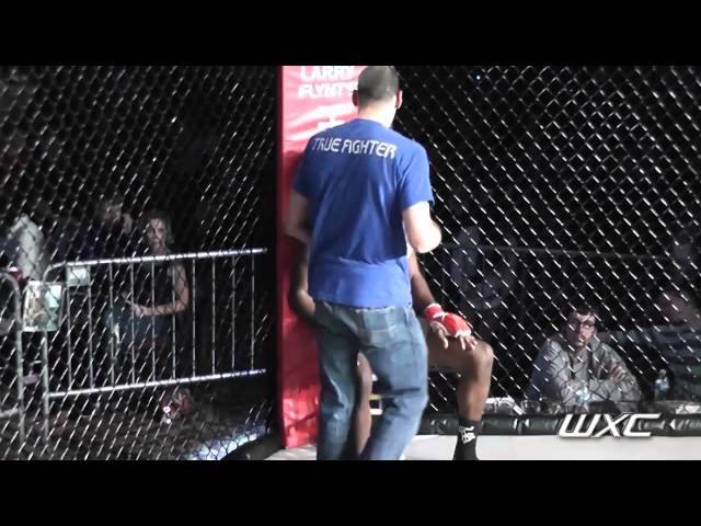 Tito King vs Antonio Blass WXC 53