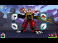 Power Rangers Dino Charge Rumble Game Megazord image