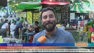 La Gran Batalla Gastronómica se toma Ciudad del Río [Noticias] - Telemedellín