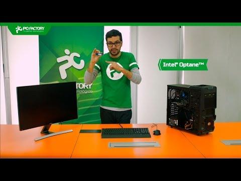 Conoce el nuevo Intel® Optane™