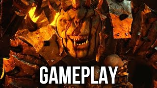 Middle-Earth Shadow of War Gameplay Developer Walkthrough