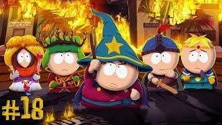 South Park The Stick of Truth. Часть 18 (Фашик Кенни)