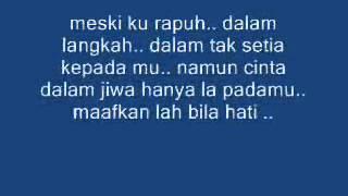 Download lagu Opick - Rapuh (Lirik) gratis