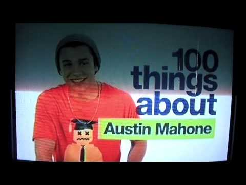 100 Facts About Austin Mahone video
