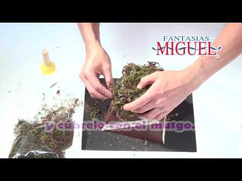 Como hacer un arreglo floral elegante