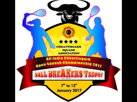Chhattisgarh-Day3-BU19-Gaurav Kumar vs Harikrishnan M V