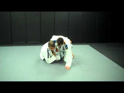 Basic Half Guard Sweep - Learn to Grapple Image 1