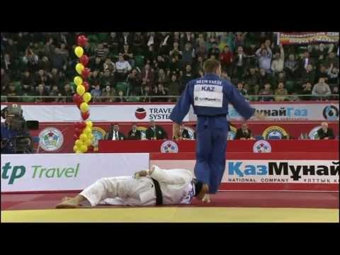 JUDO World Masters - Almaty 2012