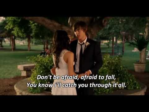 high school musical 3 can i have this dance w lyrics