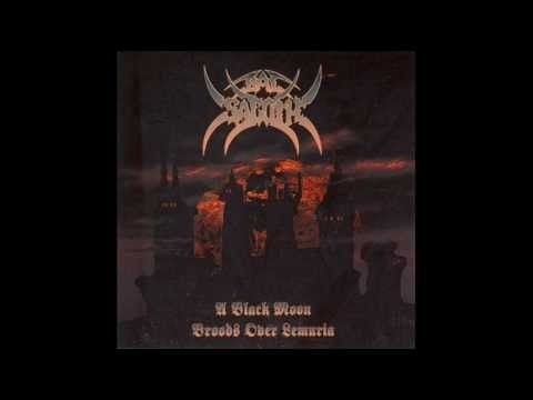 Bal-sagoth - A Black Moon Broods Over Leumria