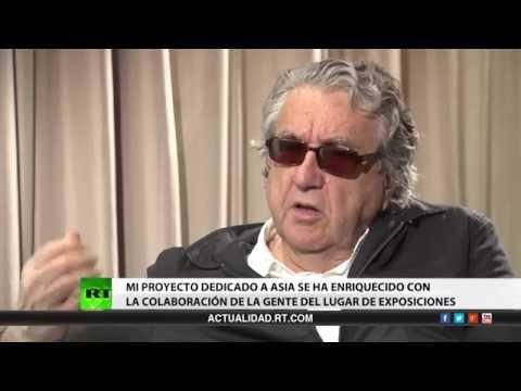 Entrevista con Antoni Muntadas, artista plástico español