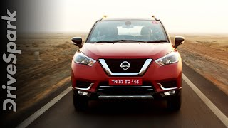 Nissan Kicks Review : Specs, Features & Design In Malayalam