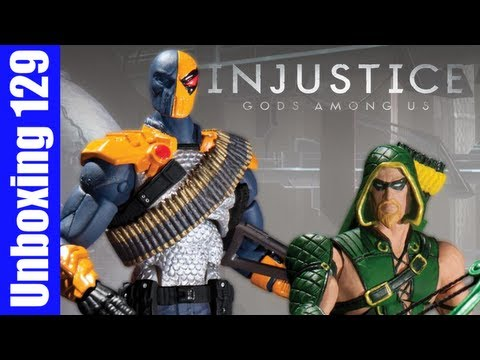Injustice Action Figures, Justice League #19, Nova #3, Jirni #1, more! Unboxing Wednesdays 129