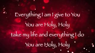 Watch Planetshakers You Are Holy video