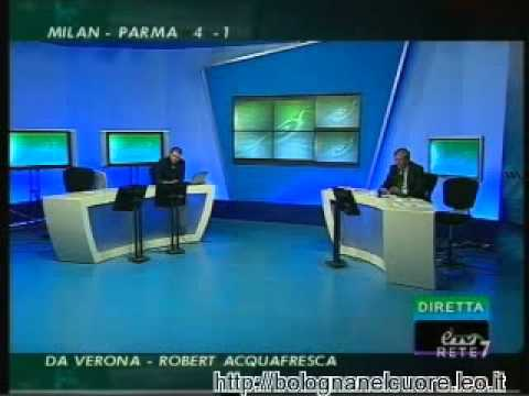 Bologna FC 1909 26/10/2011 Chievo – Bologna 0-1, Acquafresca nel dopopartita