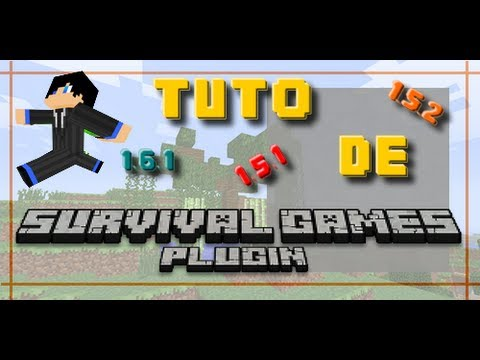 [Tuto Complet 1.8 FR] Plugin Survival Games / Configuration de A&Z (HungerGame)