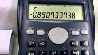 download lagu Casio Fx-350ms: Simple Linear Regression - R To T gratis