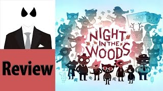 Night in the Woods Review - PS4 & PC - in-depth review