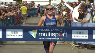2018 Fyn ITU Aquathlon World Championships Women