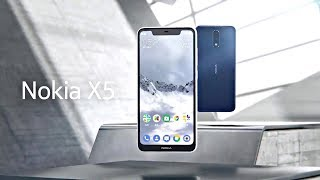 Nokia X5 Official Intro - The Almighty Experience