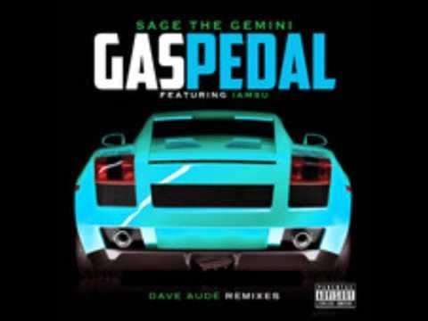 Sage The Gemini Ft. Iamsu - Gas Pedal (dave Audé Club Remix) video