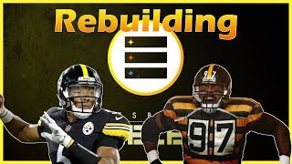 Madden 18 Rebuild | Pittsburgh Steelers: Josh Dobbs is Unreal in Simulation