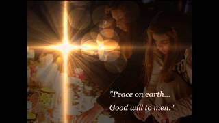 Peace on earth...Good will to men!