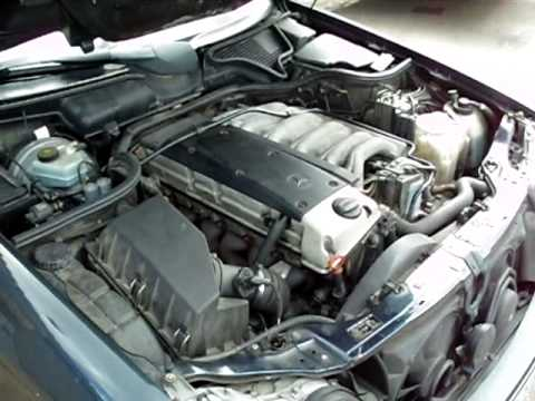 1998 MERCEDES E300 TD  W210 Engine for sale OM606.962