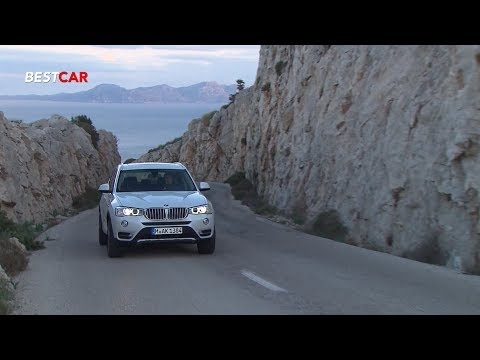 NEW BMW X3 2015 First drive