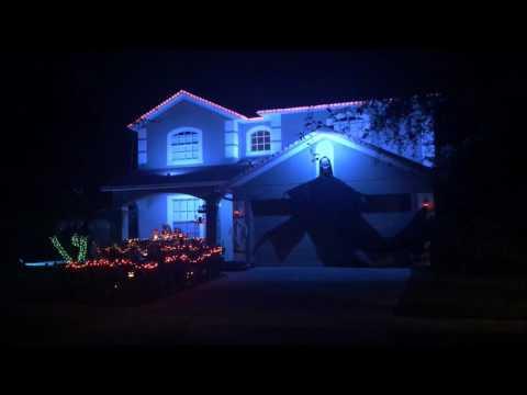 Halloween Lights @ Adventure Dr Lights - Heathens