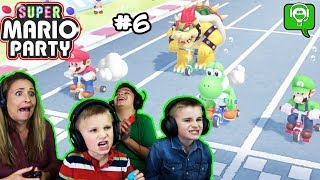 Mario Party #6 Partner Party by HobbyFamilyGaming