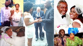 10 Nigerian Celebrities Who Got Married Late And Still Have Successful Marriage