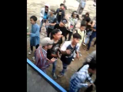 Canary band - Mojang Priangan Cover live pantai ujung gnteng