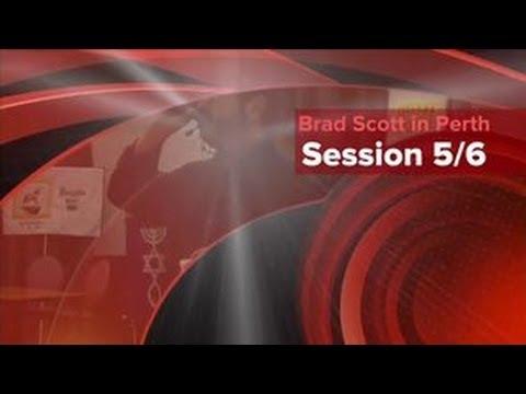 Wildbranch Ministry Restoration Down Under Tour - Perth Session 5 of 7 - Brad Scott