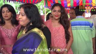 Avadhara Vettai Movie Launch