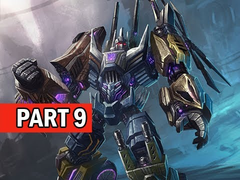 Transformers Rise of the Dark Spark Walkthrough Part 9 - Bruticus (PS4 Gameplay Commentary)