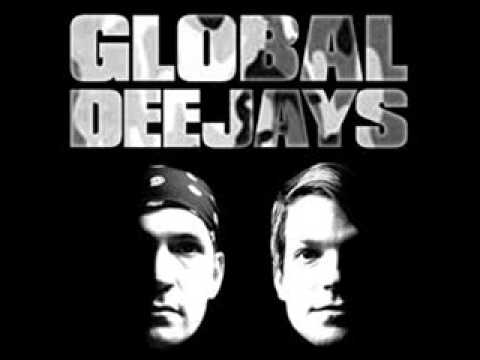 Global Deejays - Megamix 2007-2012