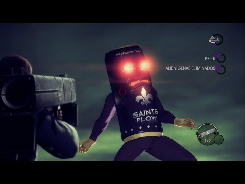 SAINTS ROW IV: EL ASESINO DE LATAS #8