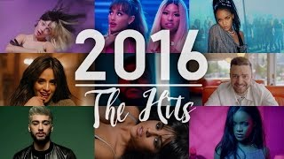 Hits Of 2016 Year End Mashup 150 Songs T10mo