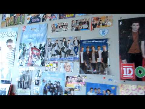 ONE DIRECTION ROOM TOUR 2014!!!