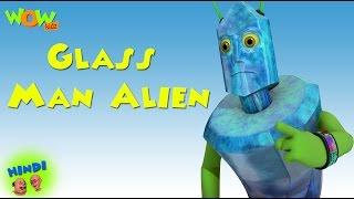 Glass Man Alien - Motu Patlu in Hindi - 3D Animation Cartoon for Kids -As seen on Nickelodeon